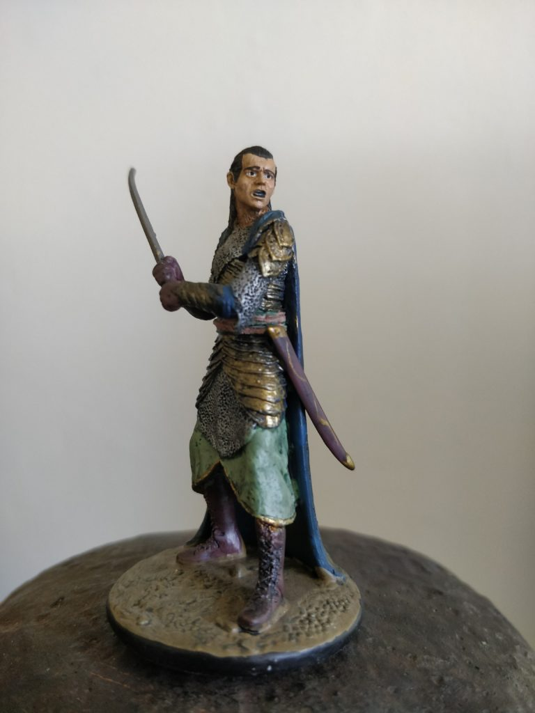 Elrond at the Dagorlad Plains