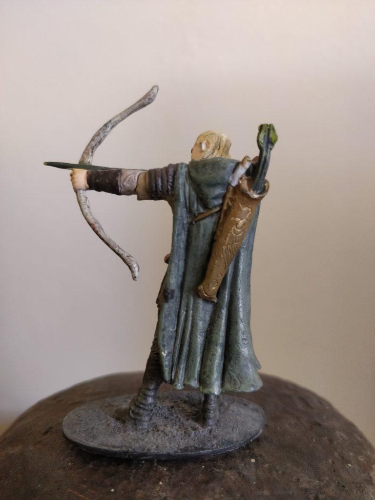 Legolas at Helms Deep